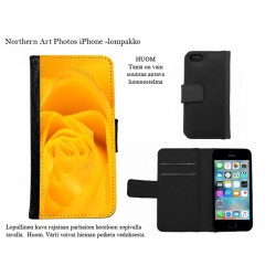 Keltainen ruusu - iPhone...