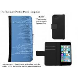 Arctic forest - iPhone -case