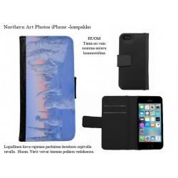 Talvi-ihmemaa - iPhone -kotelo