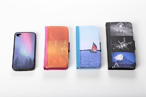 Custom image cases