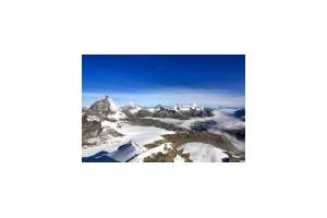 Vuoret ja tunturit Suorakaide canvas-taulut verkkokaupastamme