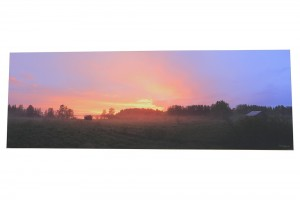 Panoramic canvas prints online store
