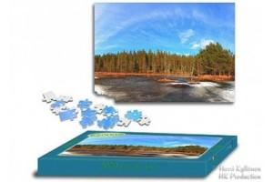 Spring Palapelit - Northern Art Photos | Tilaa näyttävät palapelit räätälöitynä - paljon yksilöintivaihtoehtoja