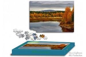 Autumn colours Palapelit - Northern Art Photos | Tilaa näyttävät palapelit räätälöitynä - paljon yksilöintivaihtoehtoja