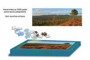 Panoraama Palapelit - Northern Art Photos | Paljon kuvavaihtoehtoja