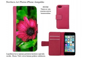 Luonto iPhone-lompakkokotelot