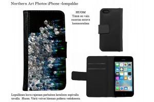 Sekalaiset iPhone-lompakkokotelot