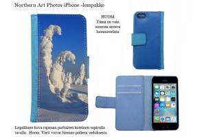 Talvi iPhone-lompakkokotelot