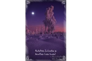 Joulukortit - Northern Art Photos | Tilaa näyttävät Joulukortit myös räätälöitynä
