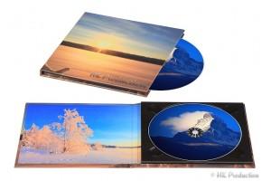 CD- / DVD-levykuvat ja kotelot