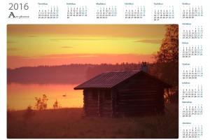 Kesä vuosikalenterit  - Northern Art Photos | Kattava valikoima laadukkaita vuosikalentereita