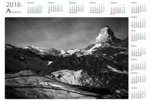 Mustavalkoiset vuosikalenterit  - Northern Art Photos | Kattava valikoima laadukkaita vuosikalentereita