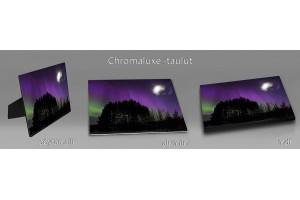 Northern Lights chromaluxe pictures